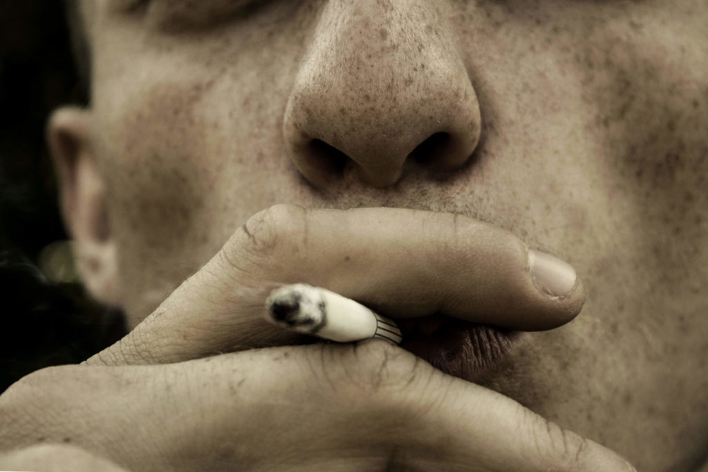 Improve Sperm Motility - Ditch The Cigarettes